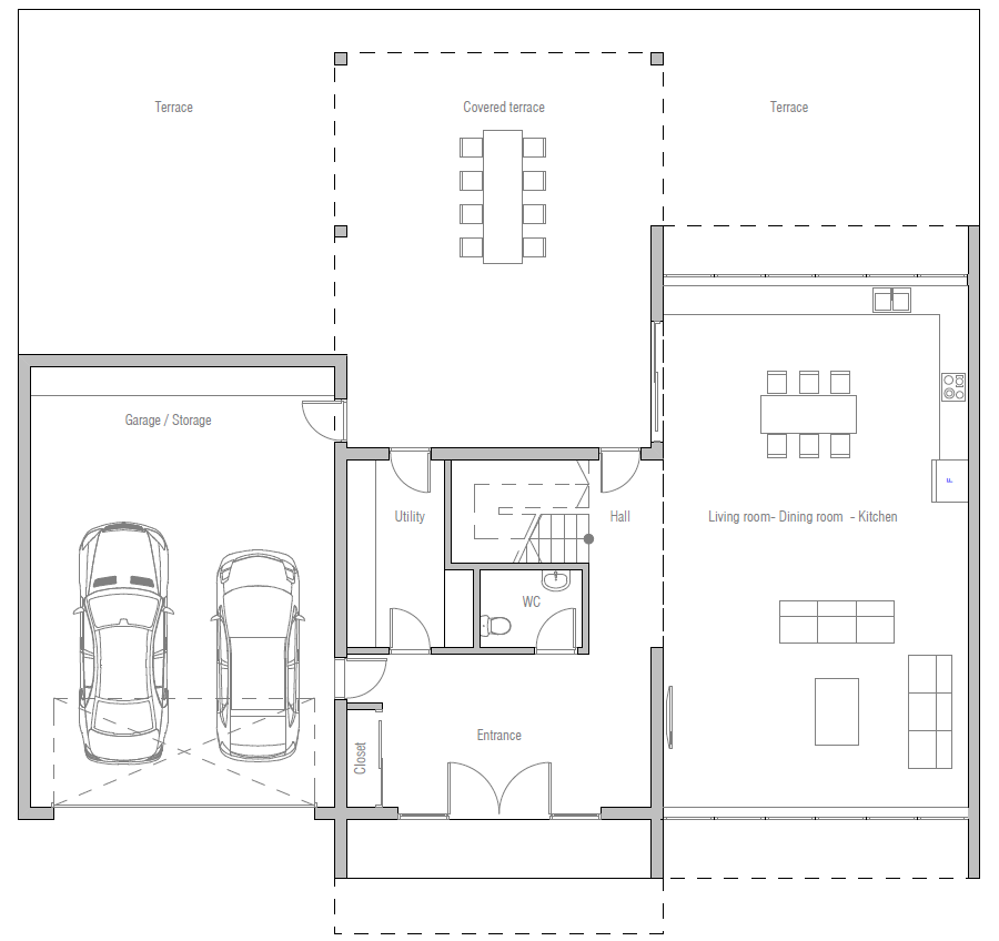 house design house-plan-ch418 10