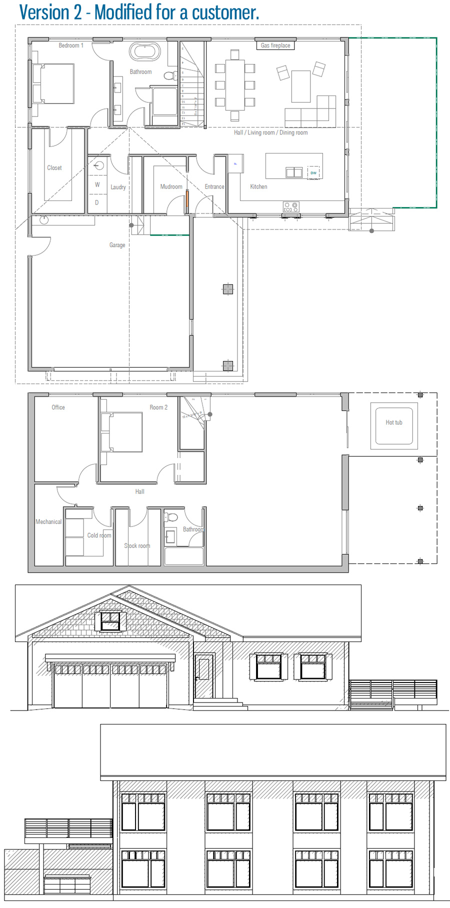 house design house-plan-ch431 42