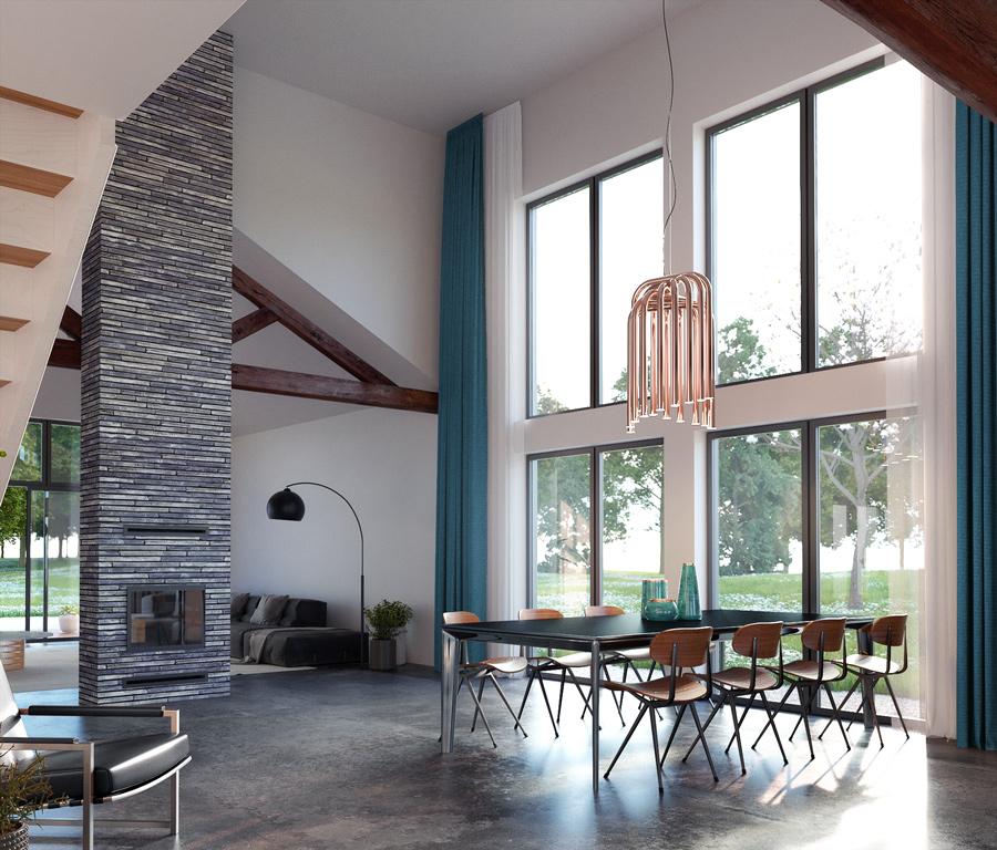 house design house-plan-ch445 9
