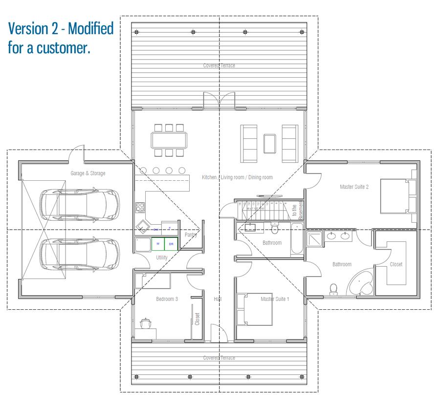 house design house-plan-ch447 22