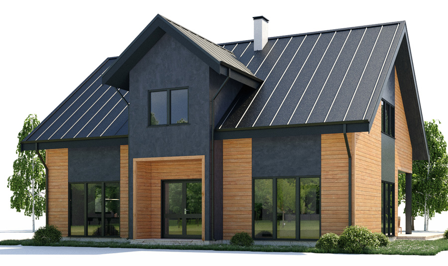 house design house-plan-ch382 3