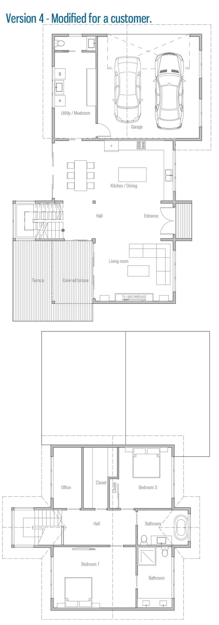 house design house-plan-ch382 33