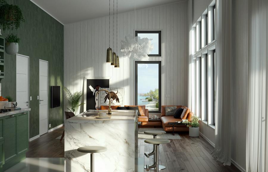 house design house-plan-ch452 2