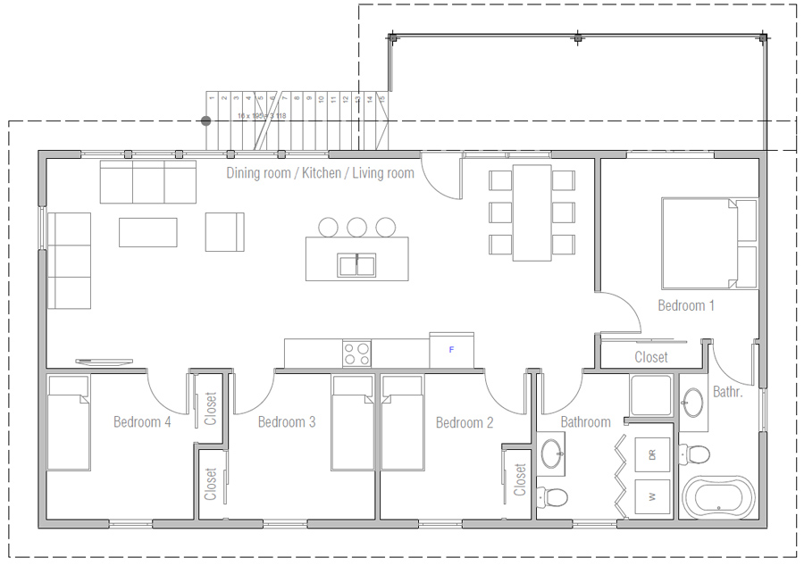 house design house-plan-ch452 10