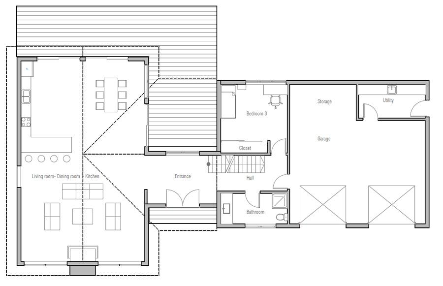 house design house-plan-ch454 10