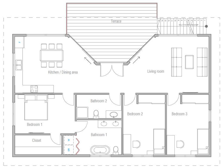 house design house-plan-ch456 10