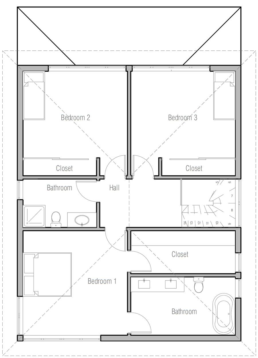 house design house-plan-ch354 11