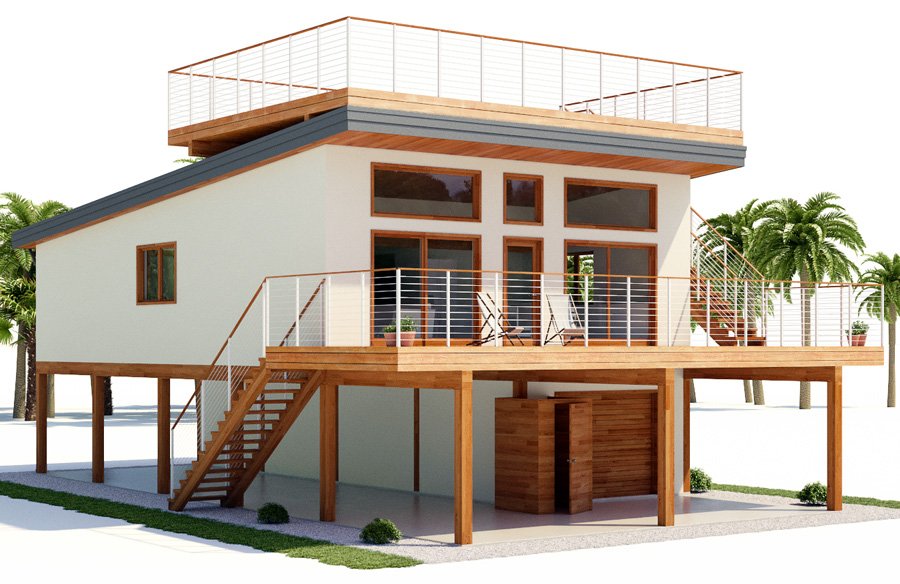 house design house-plan-ch464 4