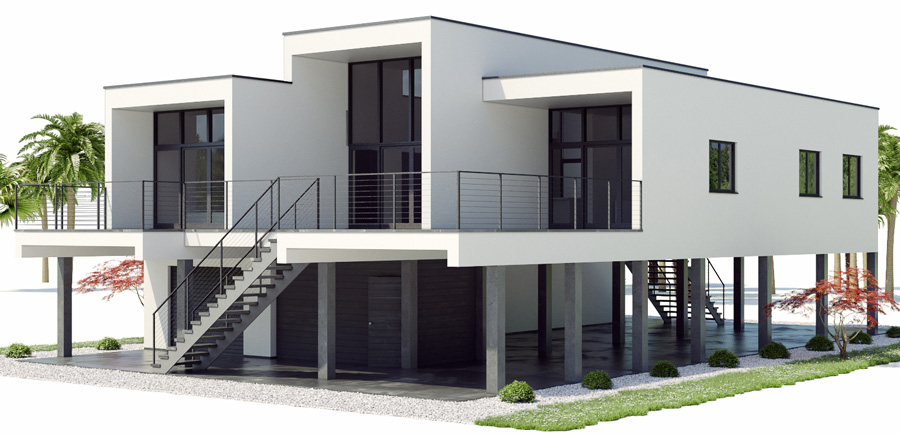 house design house-plan-ch466 3
