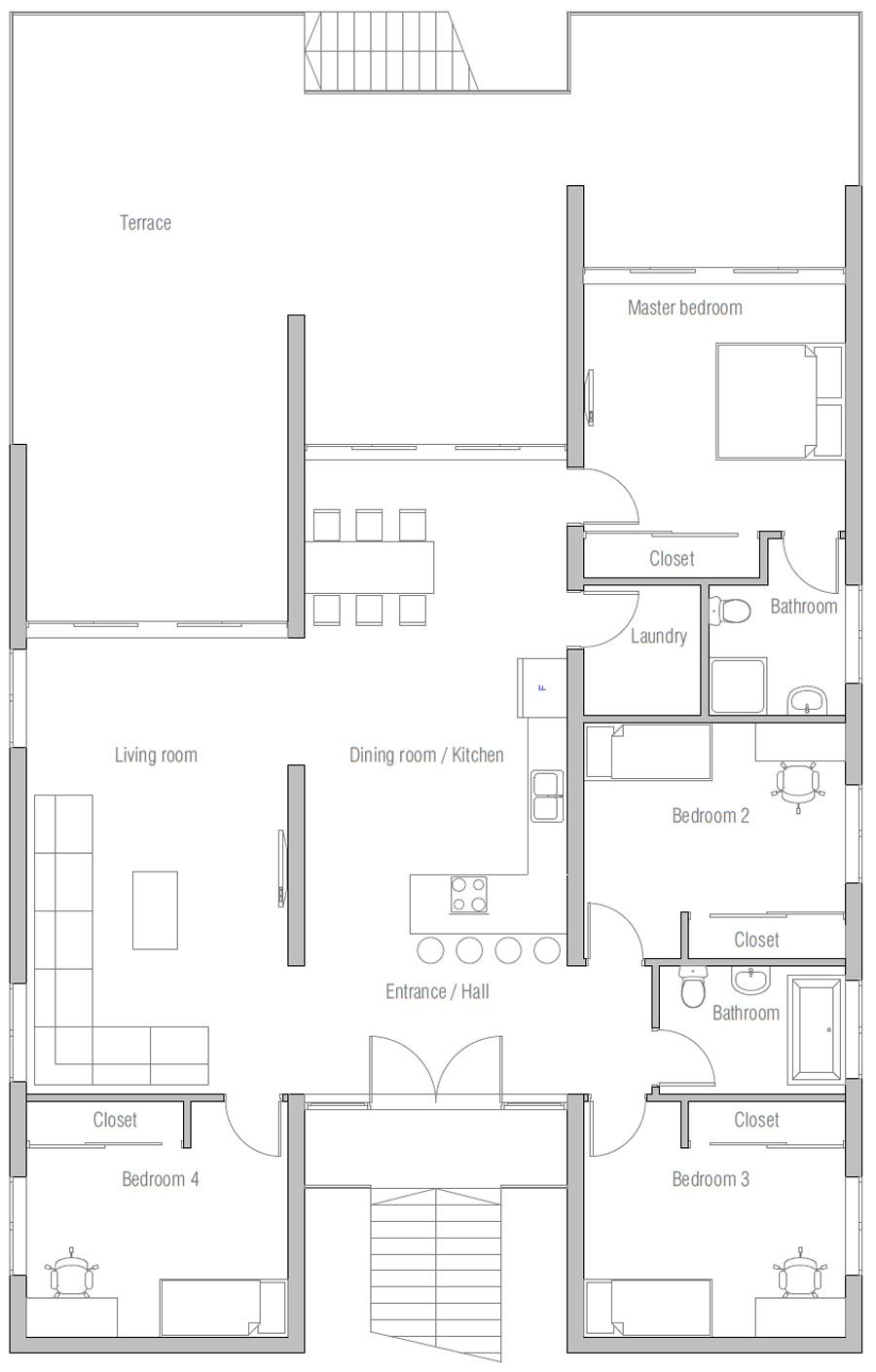 house design house-plan-ch466 10