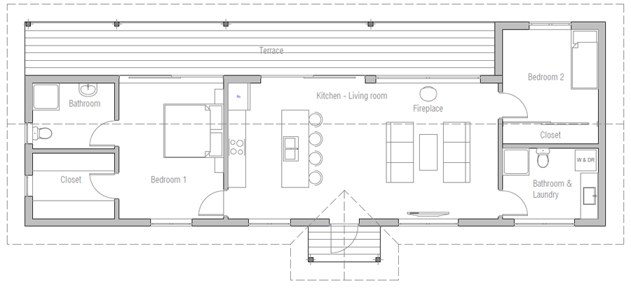 house design house-plan-ch468 10