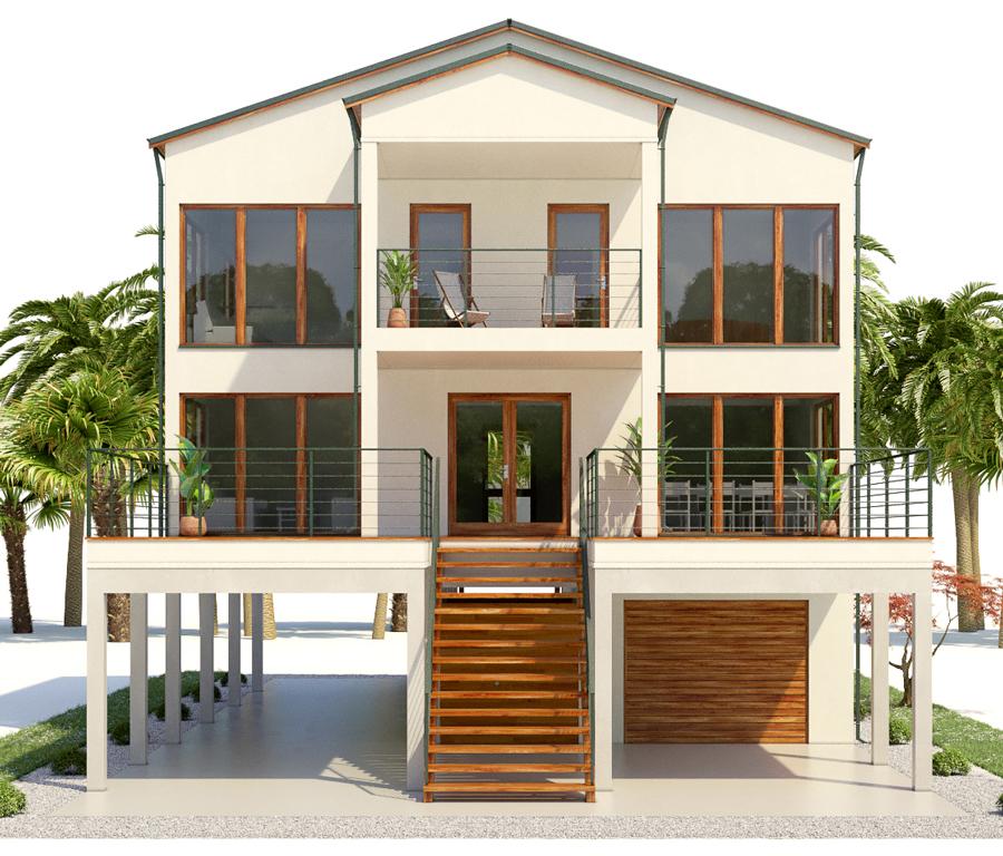 house design house-plan-ch469 3