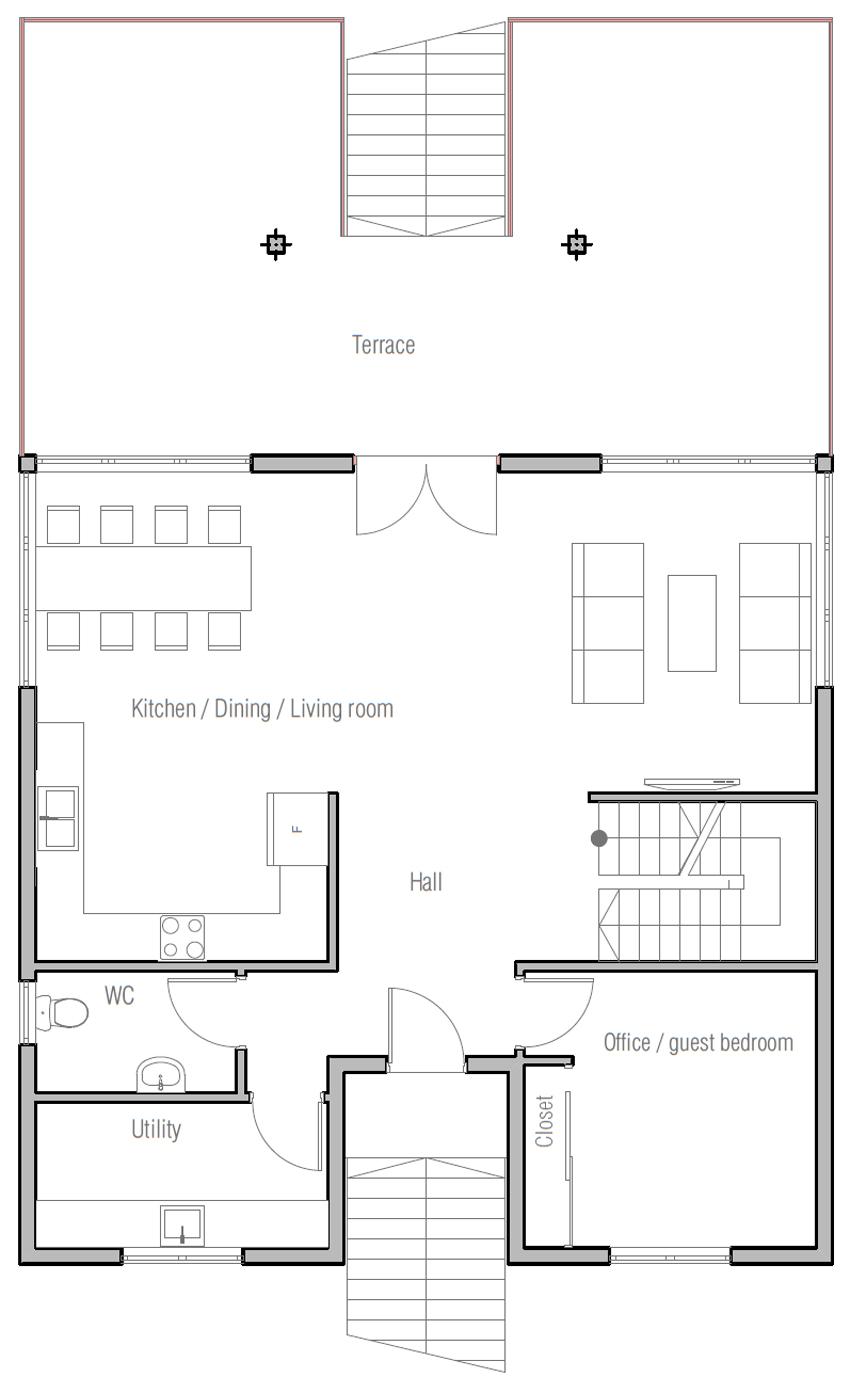 house design house-plan-ch469 11