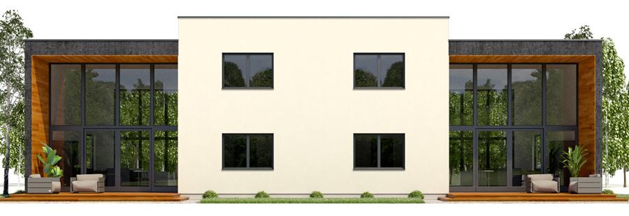 house design duplex-house-plan-ch429d 5