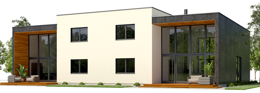 house design duplex-house-plan-ch429d 6