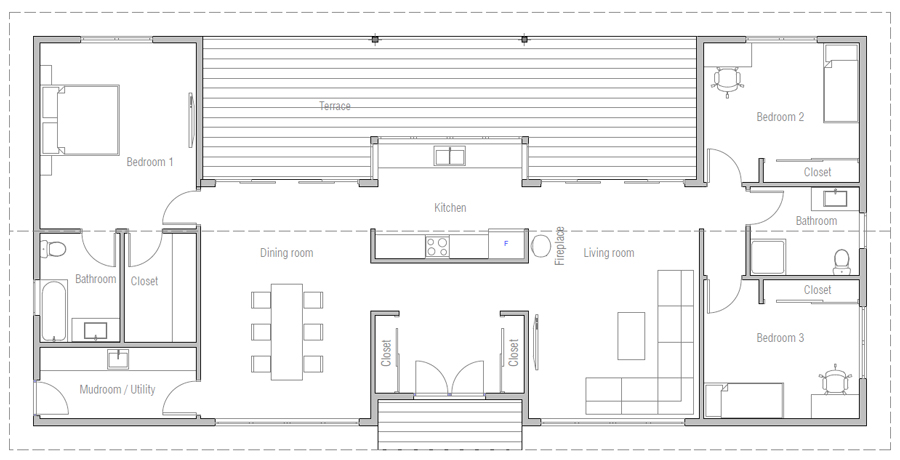 house design house-plan-ch475 10
