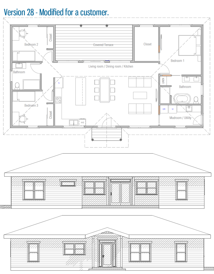 house design house-plan-ch482 60