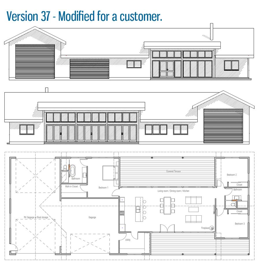 house design house-plan-ch482 72