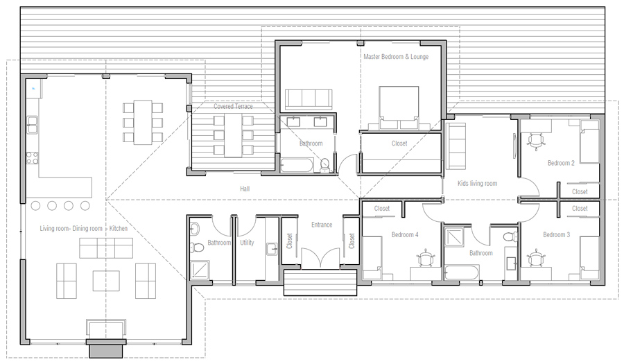 house design house-plan-ch479 10