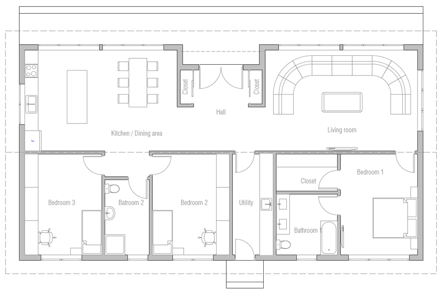house design house-plan-ch481 10
