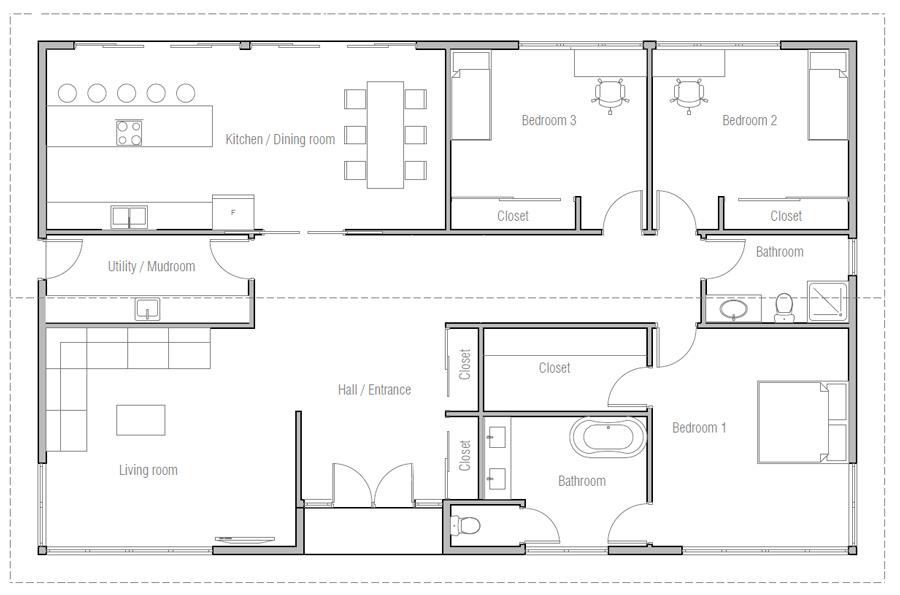 house design house-plan-ch476 10