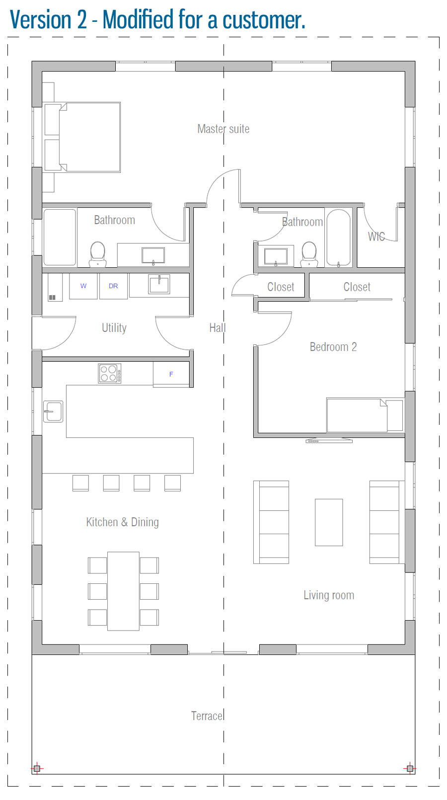 house design house-plan-ch489 14