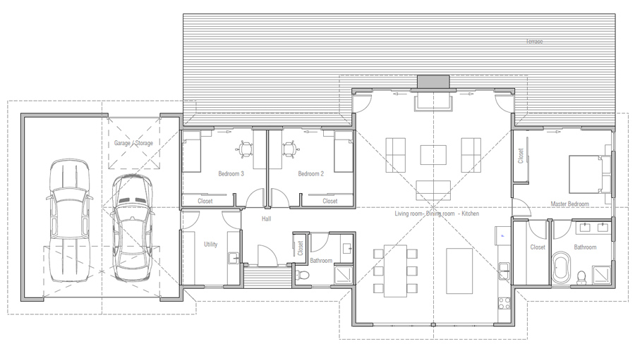 house design house-plan-ch492 10