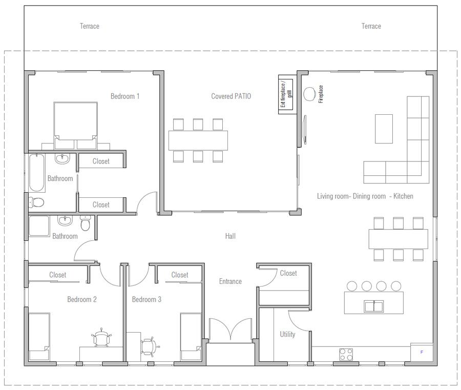 house design house-plan-ch493 10
