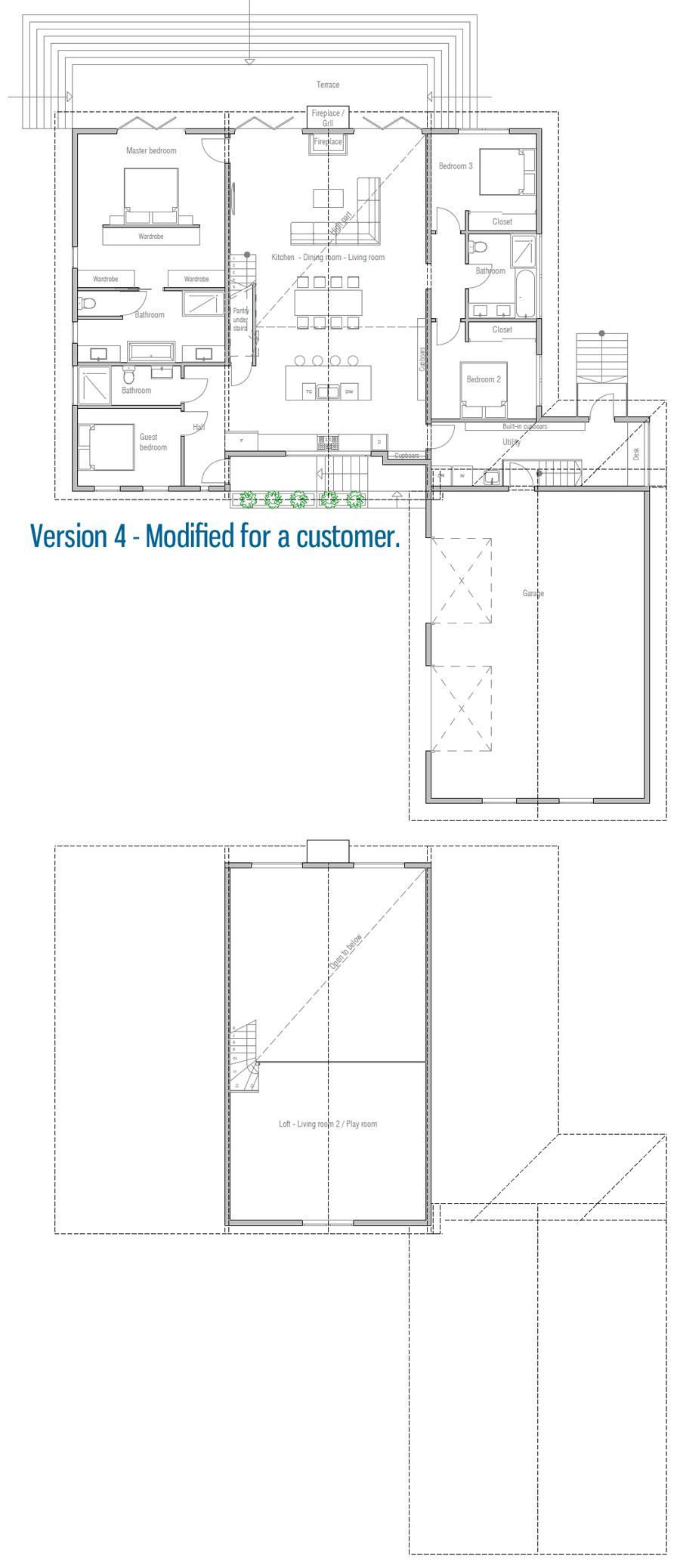 house design house-plan-ch497 31