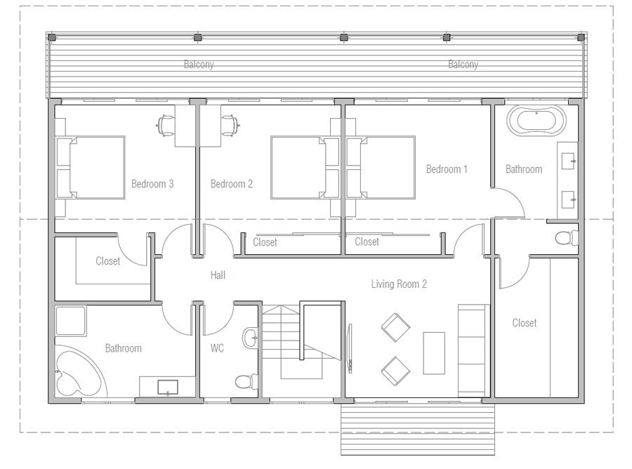 house design house-plan-ch504 11