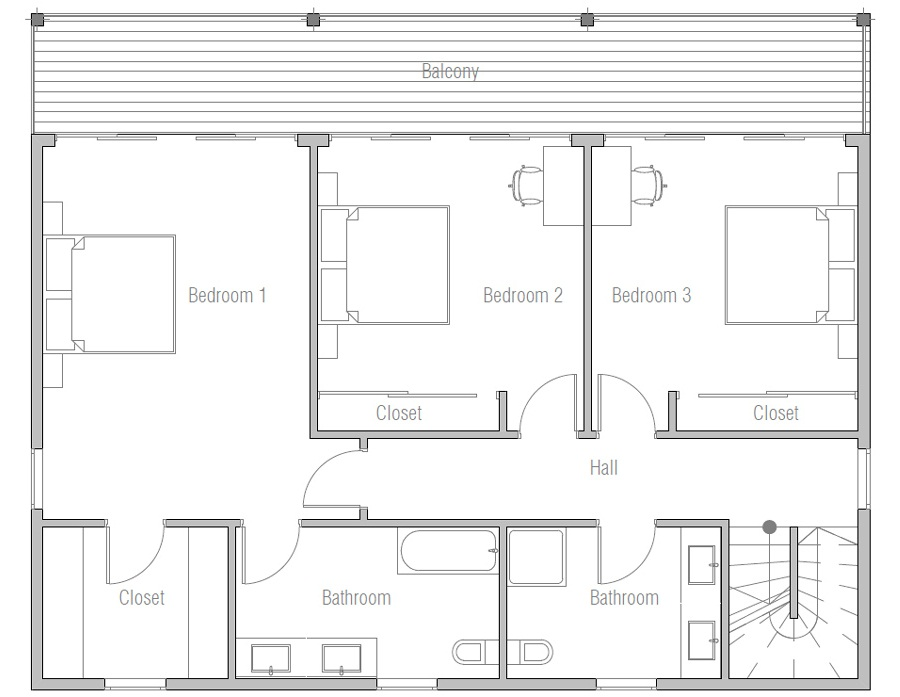 house design house-plan-ch505 11