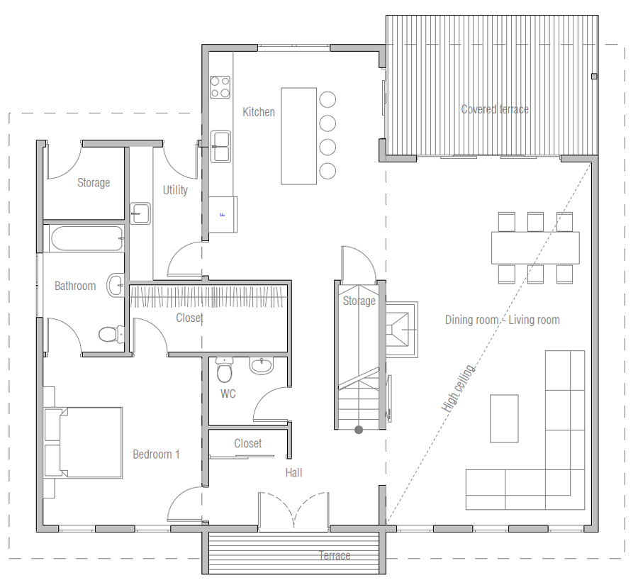 house design house-plan-ch506 10