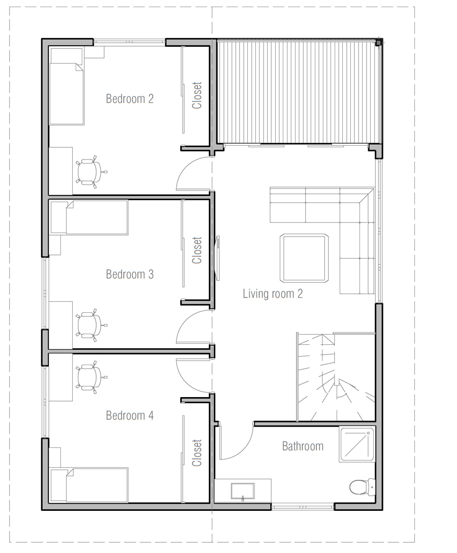 house design house-plan-ch509 12