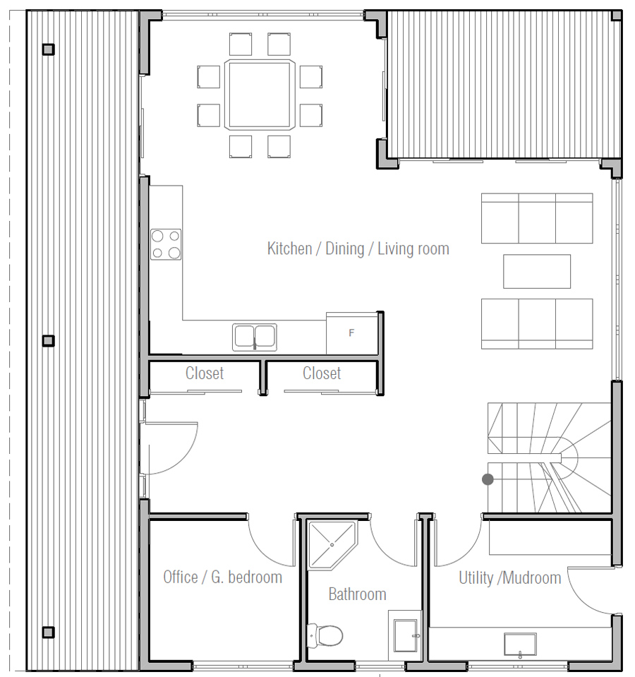 house design house-plan-ch508 10