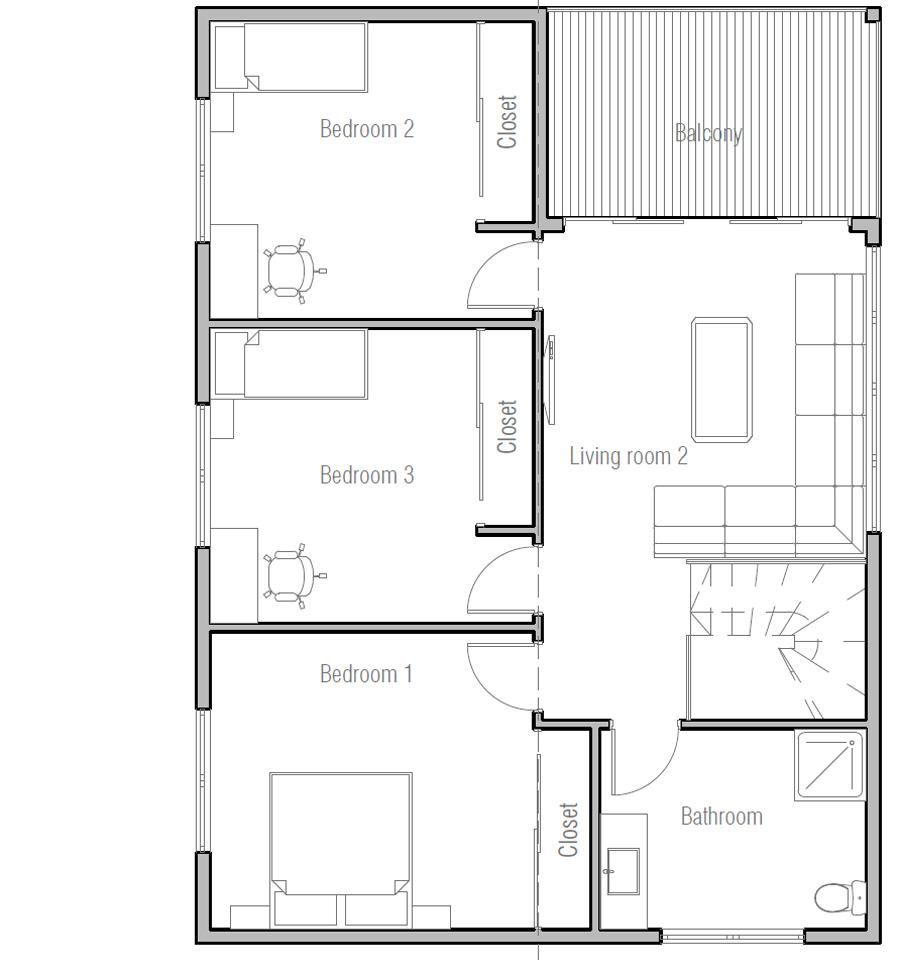 house design house-plan-ch508 11