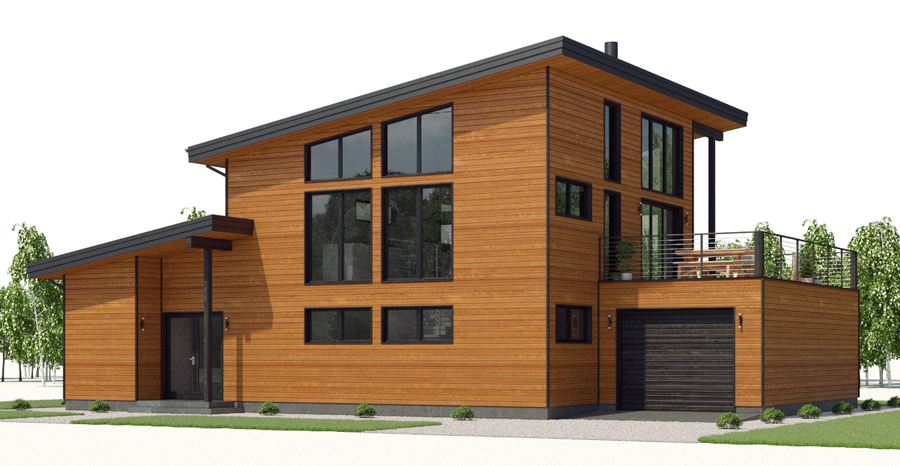 house design house-plan-ch517 2