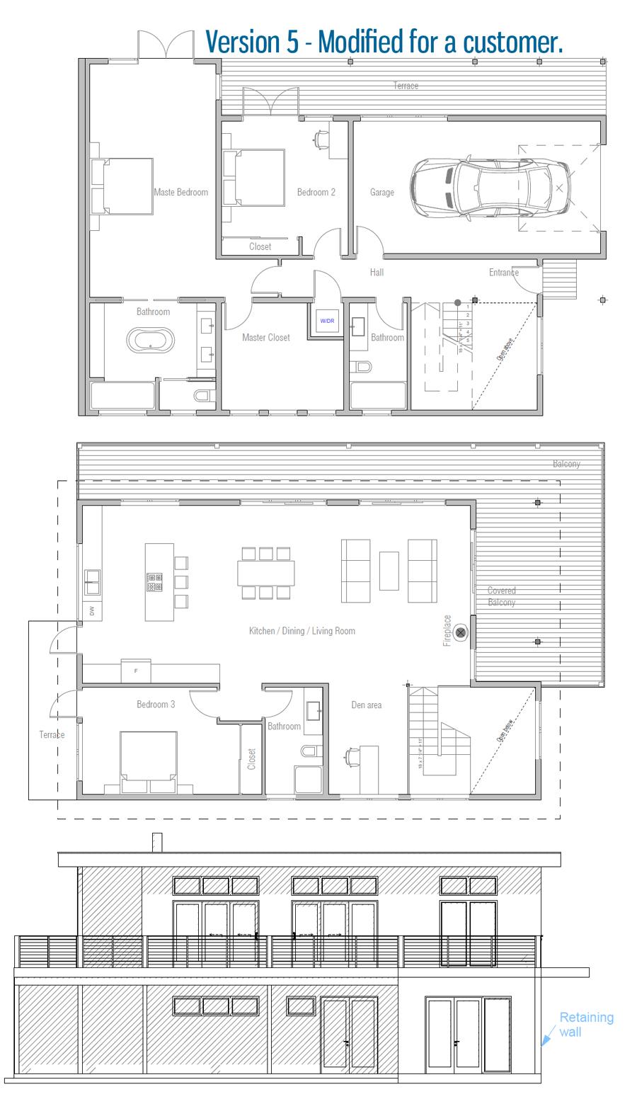 house design house-plan-ch517 35