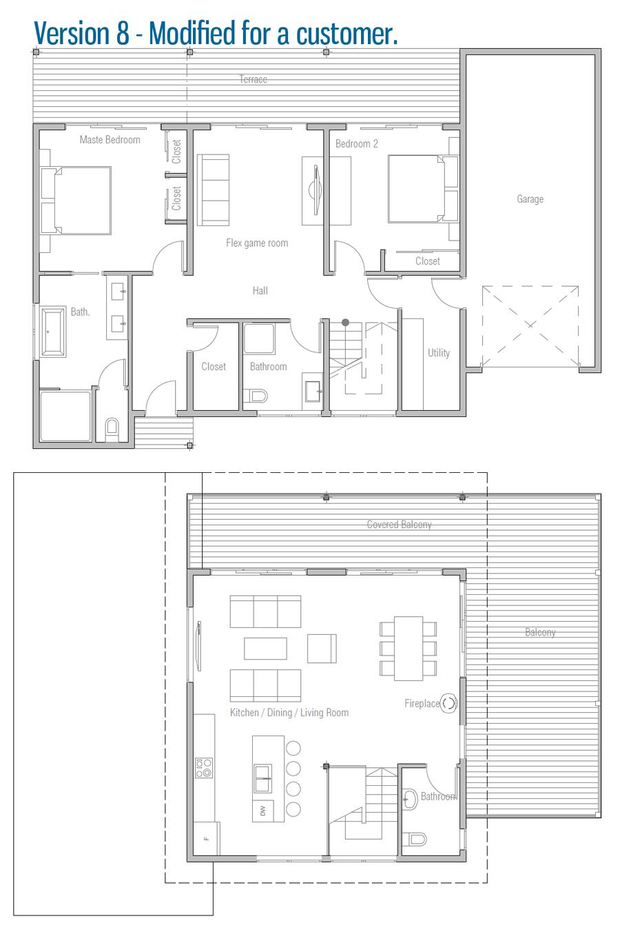 house design house-plan-ch517 48