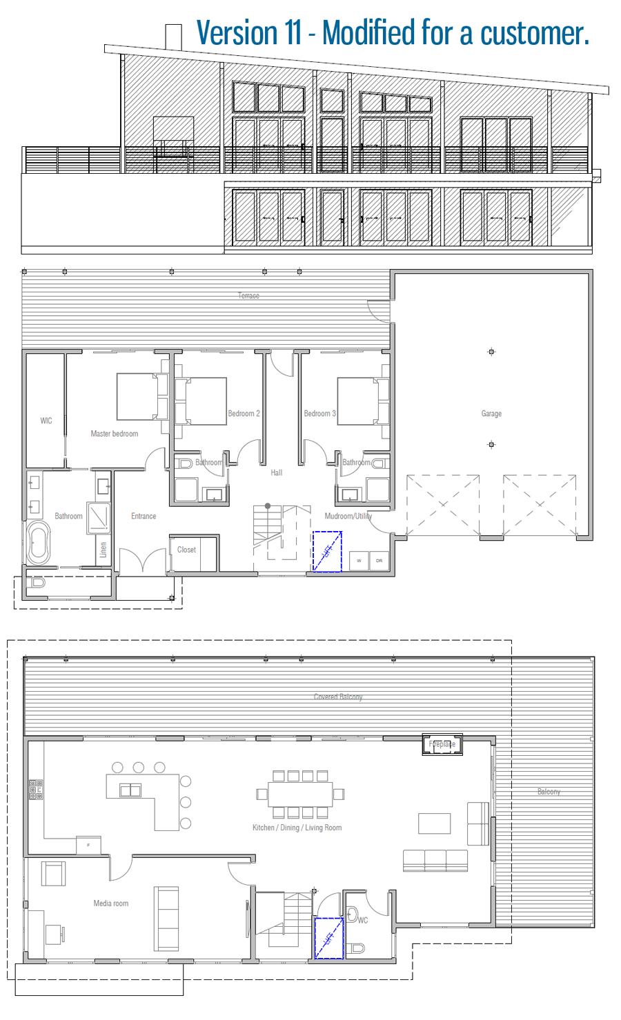 house design house-plan-ch517 55