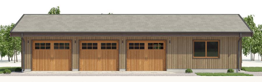 house design garage-g812 3