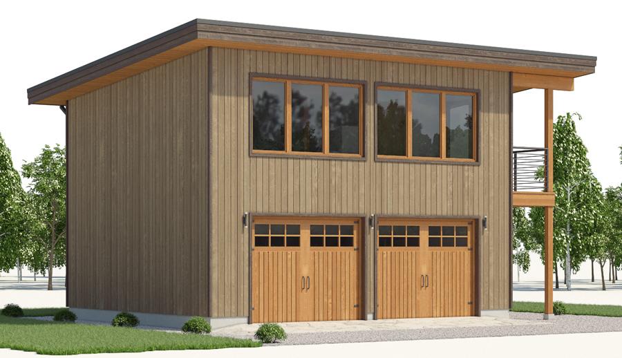 house design garage-g813 5