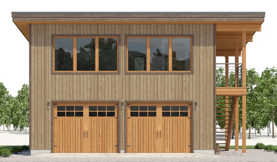 house design garage-g813 6