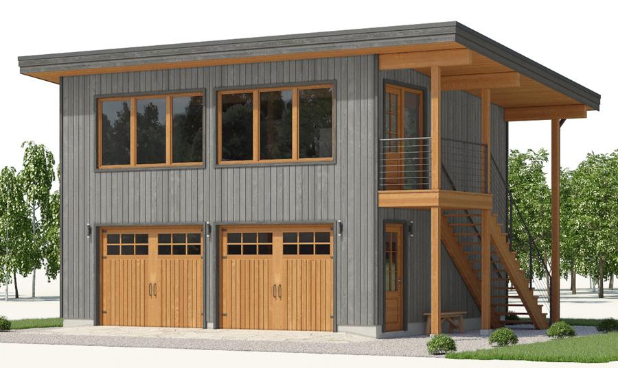 house design garage-g813 8