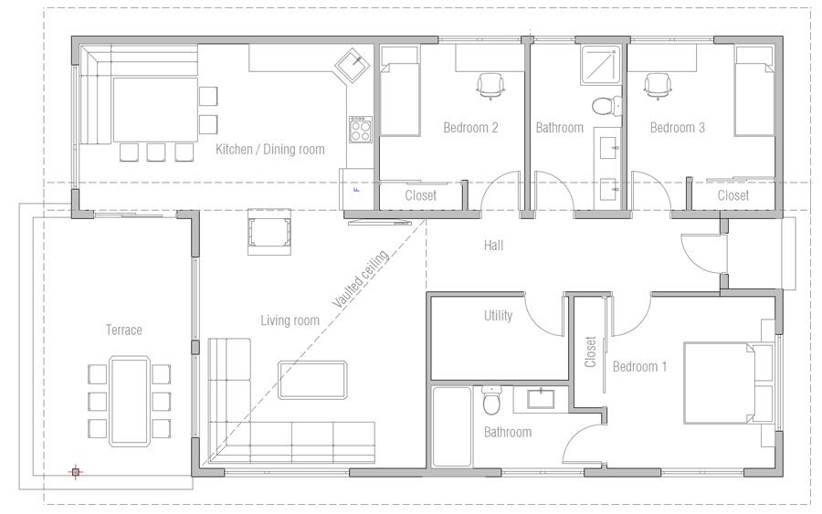 house design house-plan-ch515 20