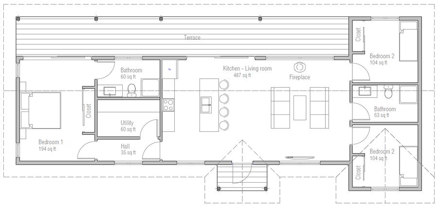 house design house-plan-ch520 10