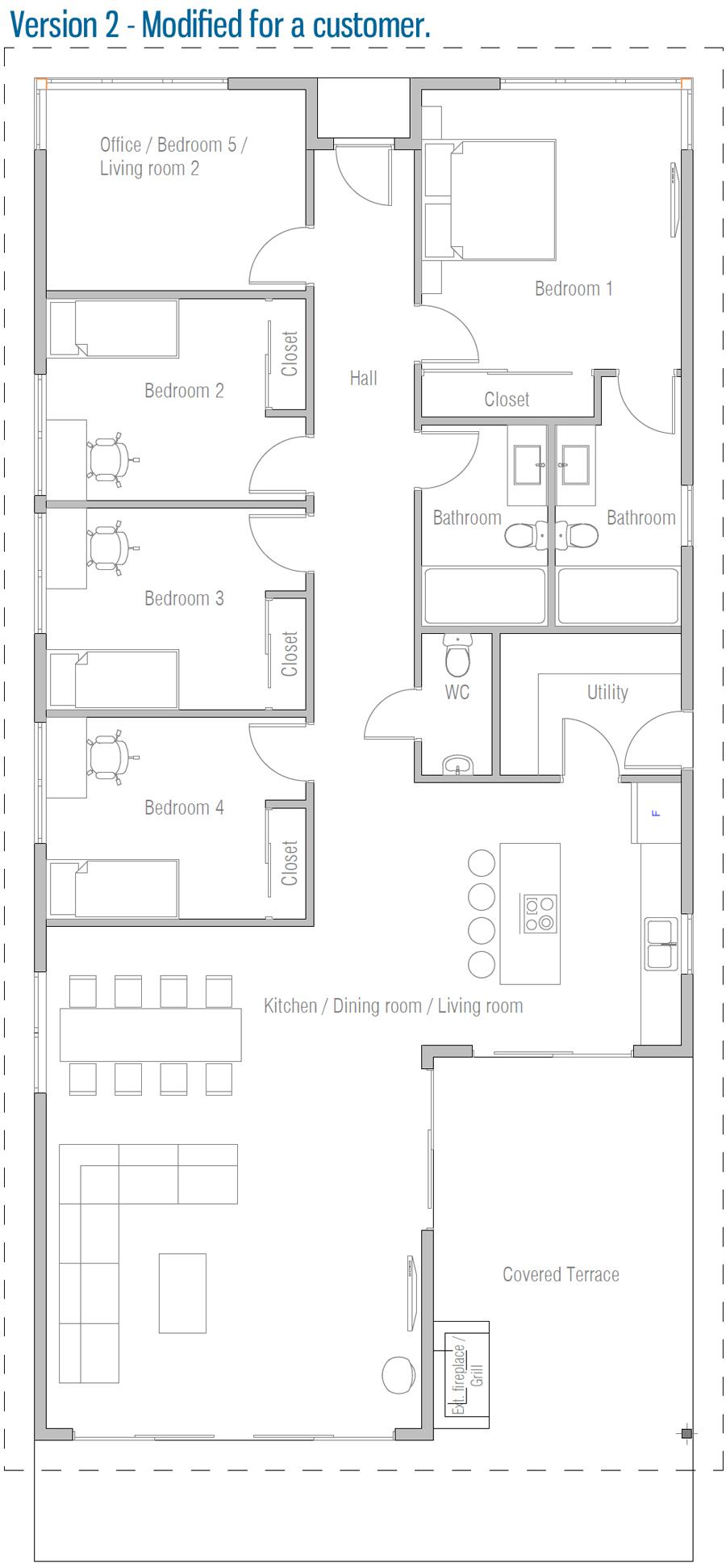house design house-plan-ch524 30