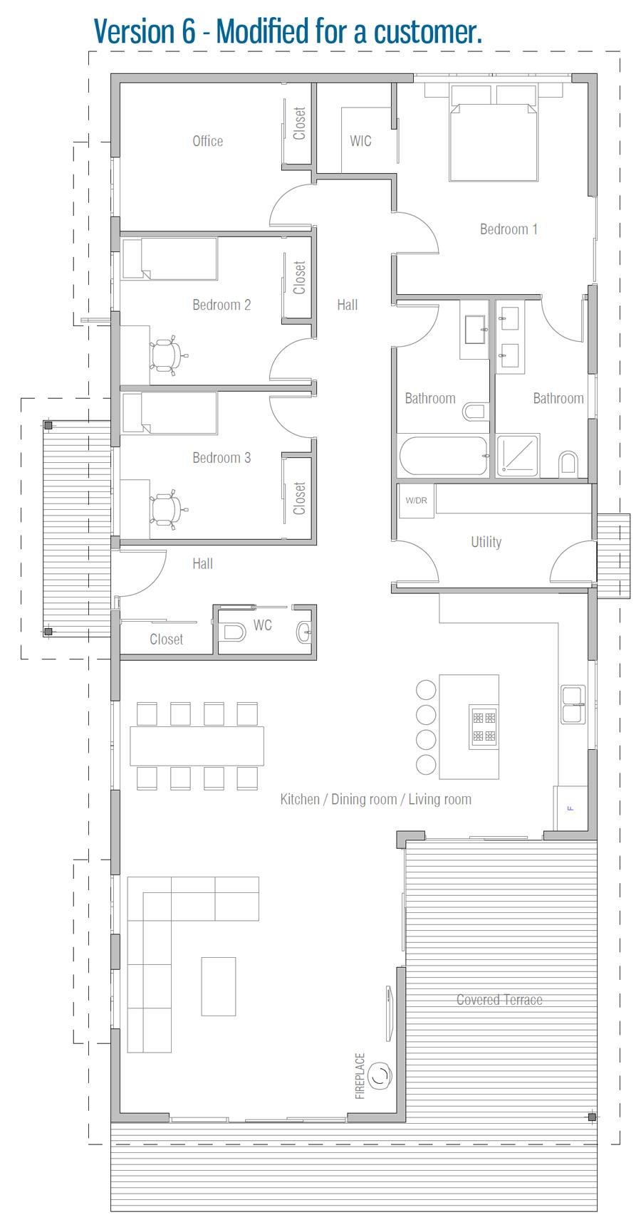 house design house-plan-ch524 41