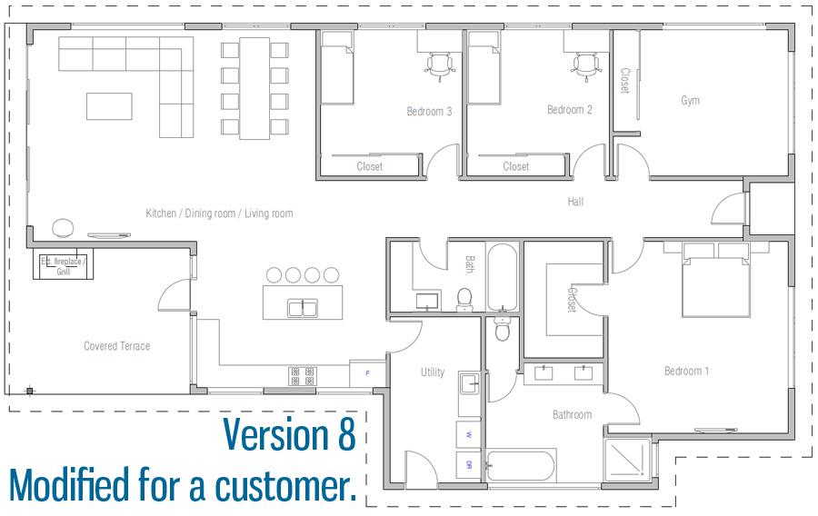 house design house-plan-ch524 44