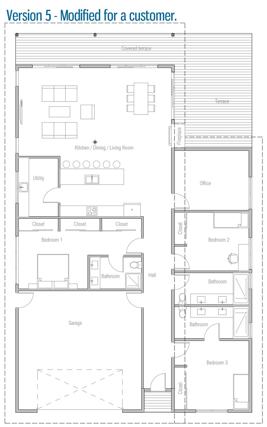 house design house-plan-ch523 38