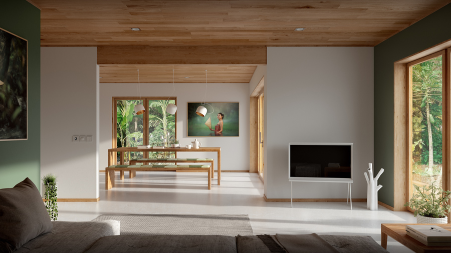 house design house-plan-ch530 2